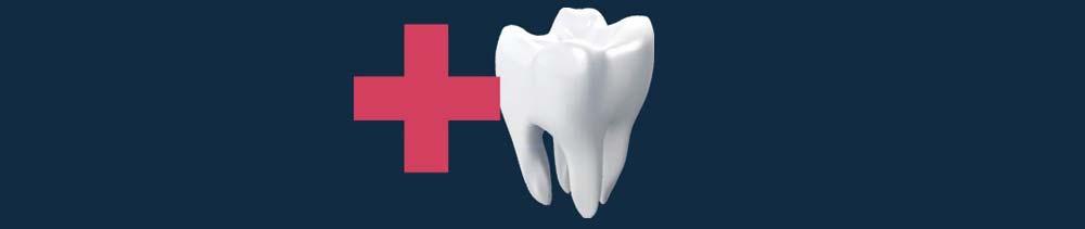 A aroken tooth is a dental emergency