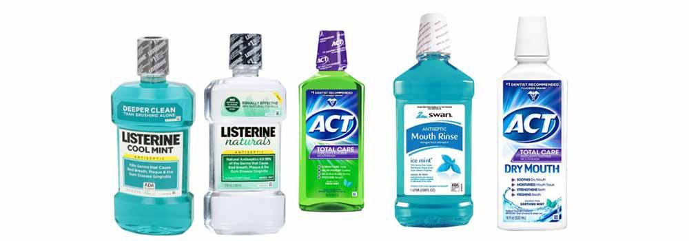 Best mouthwashes