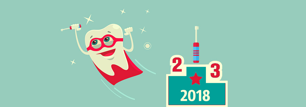 The best electric toothbrush of 2018